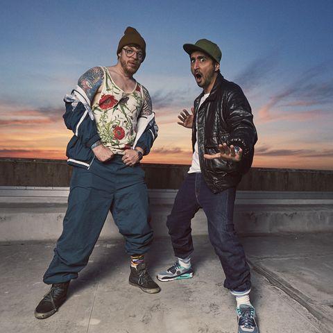 """Blockbustaz"" mit Ferris MC und Eko Fresh"