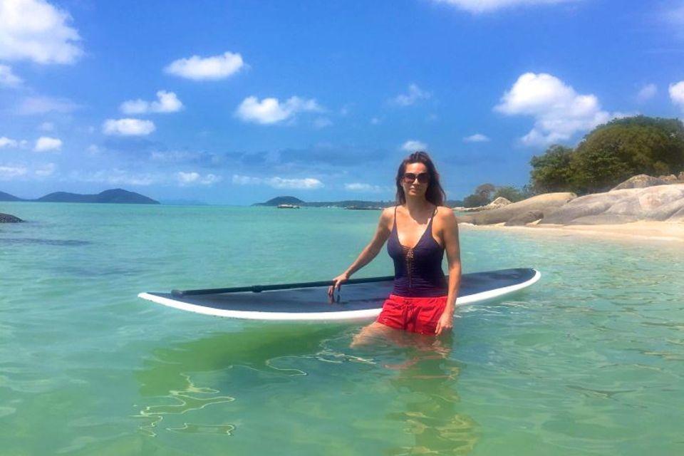 Alexandra Kamp liebt den südlichen Teil der Insel Koh Samui in Thailand.