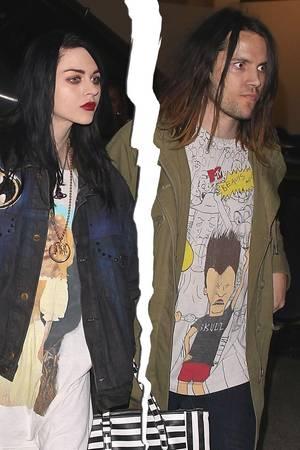 Kurt Cobains Tochter Lässt Sich Scheiden Galade