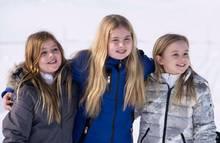 Prinzessinnen Alexia, Amalia und Ariane