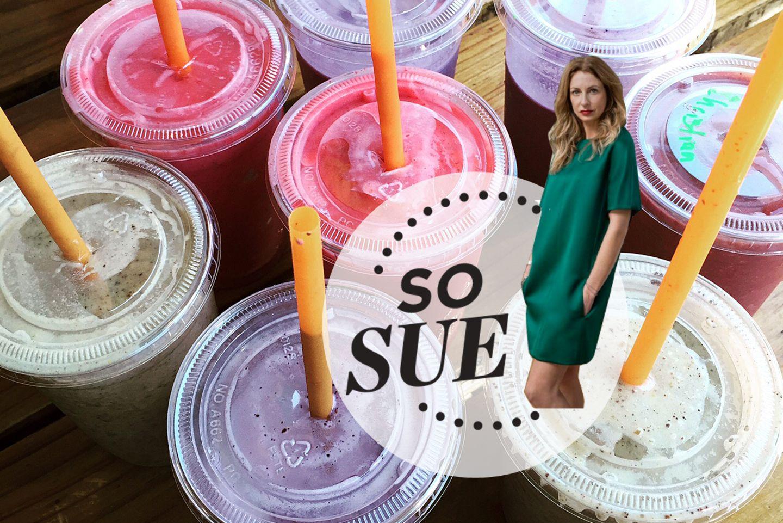 So Sue - Ich detoxe, also bin ich