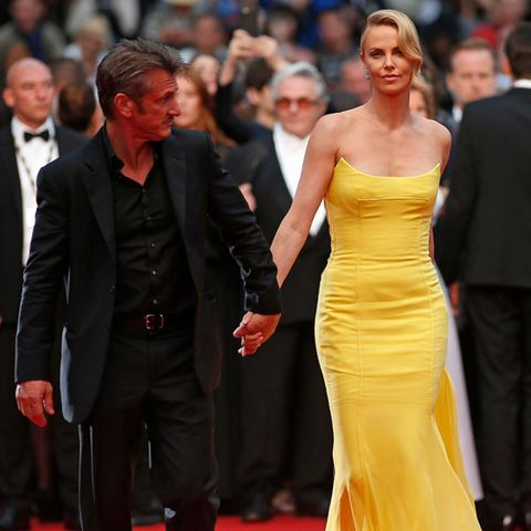 Sean Penn, Charlize Theron
