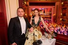 """""""Nur Freunde"""" war bisher die Antwort, wenn Klemens Hallmann und Barbara Meier, wie hier auf dem Wiener Opernball, gemeinsam auftraten. Jetzt hat das Versteckspiel ein Ende."""