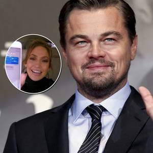 Jennifer Lopez, Leonardo DiCaprio
