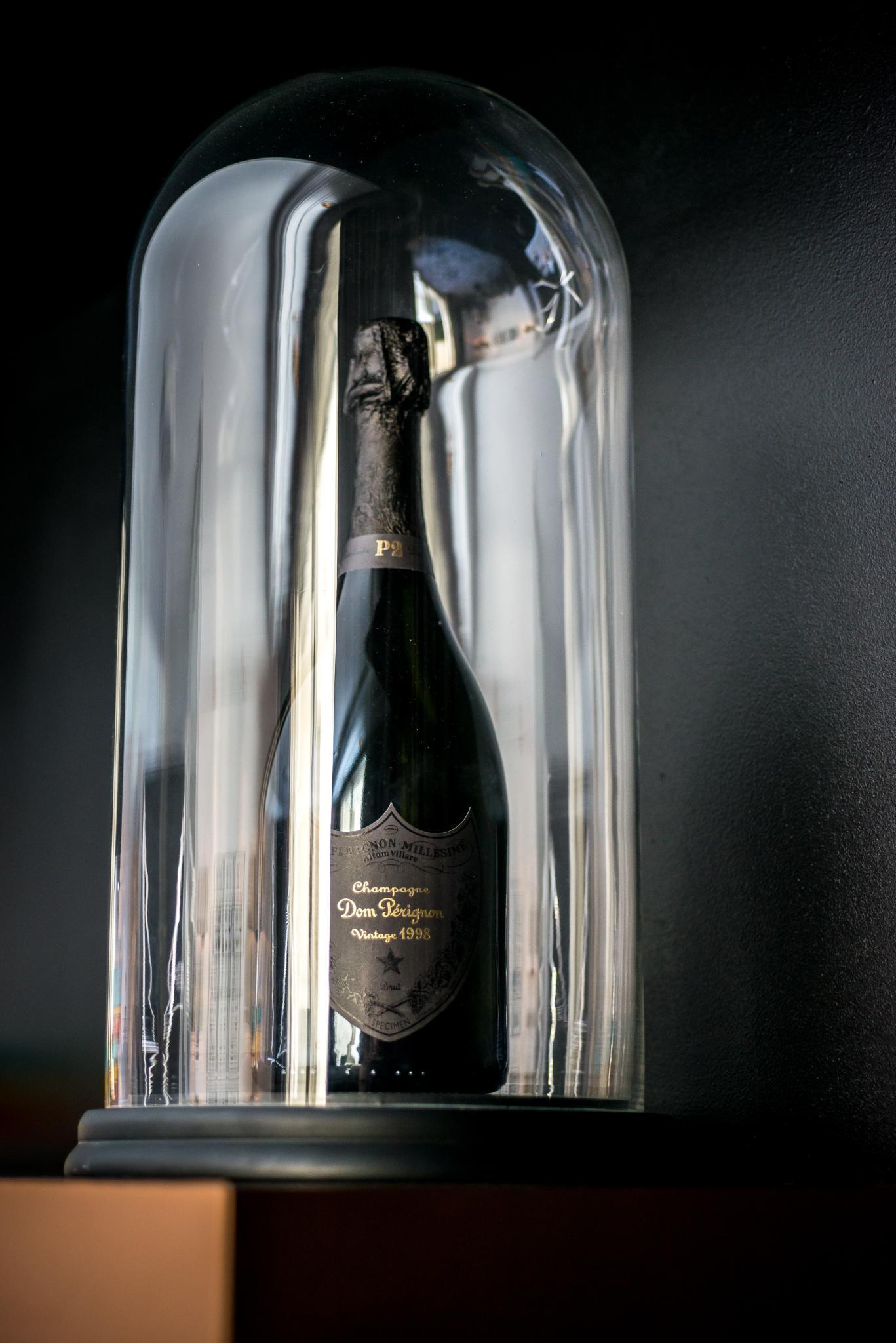 """Die Champagner-Spezialität """"Dom Pérignon P2"""" wird 15 Jahre lang gelagert."""