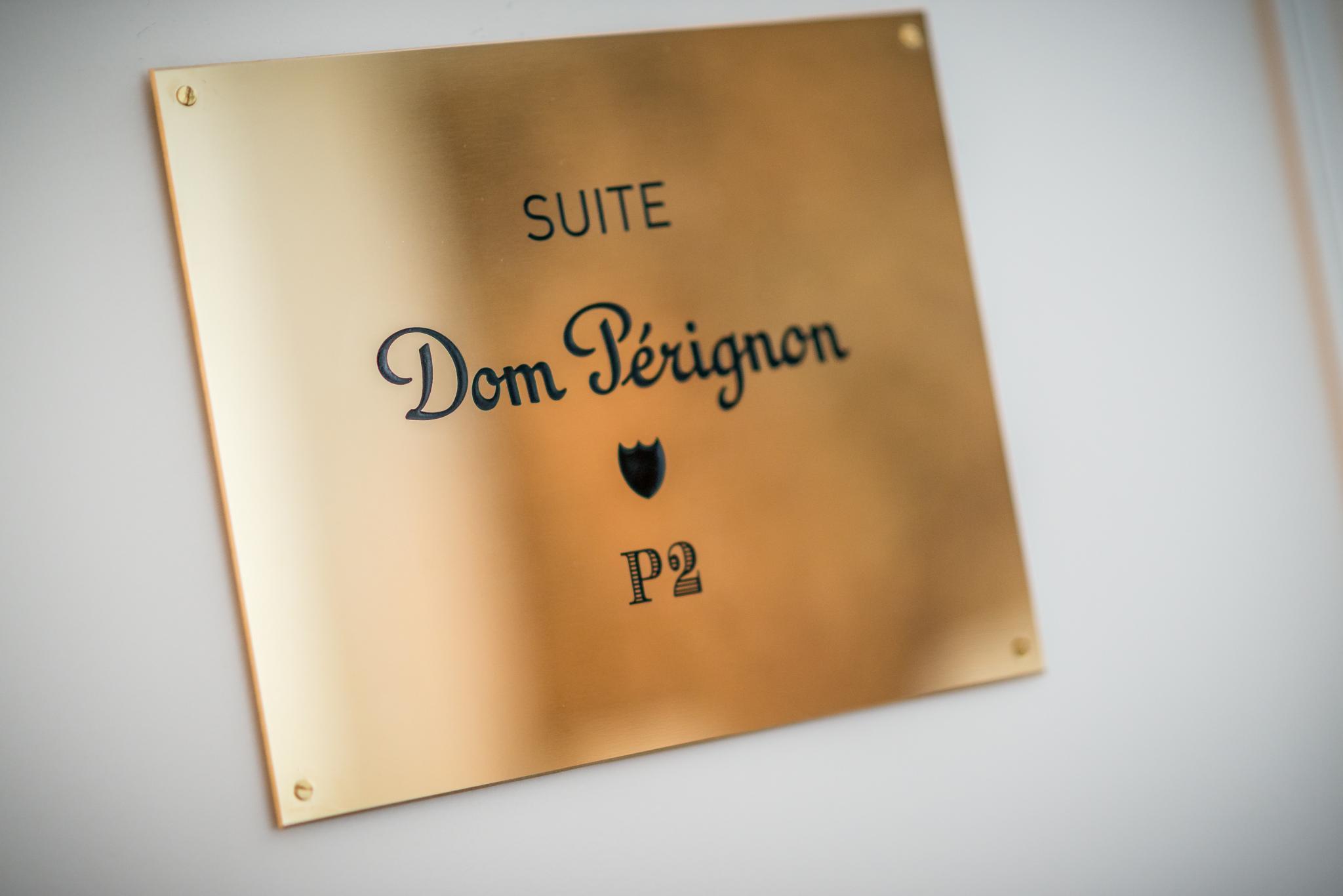 Dom Pérignon: Champagner-Suite in Monaco