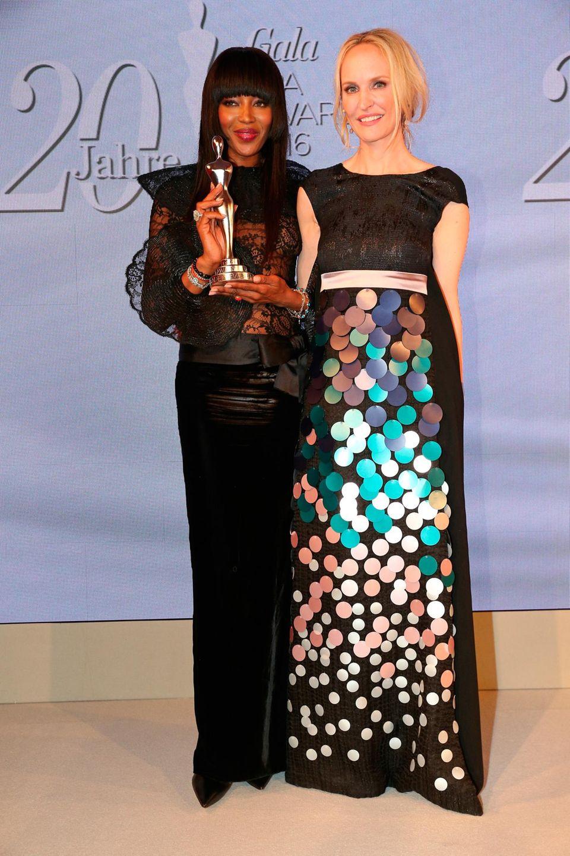 """Naomi Campbell: """"Viele halten mich für naiv"""""""
