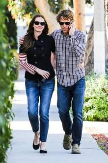 Julia Roberts und Danny Moder