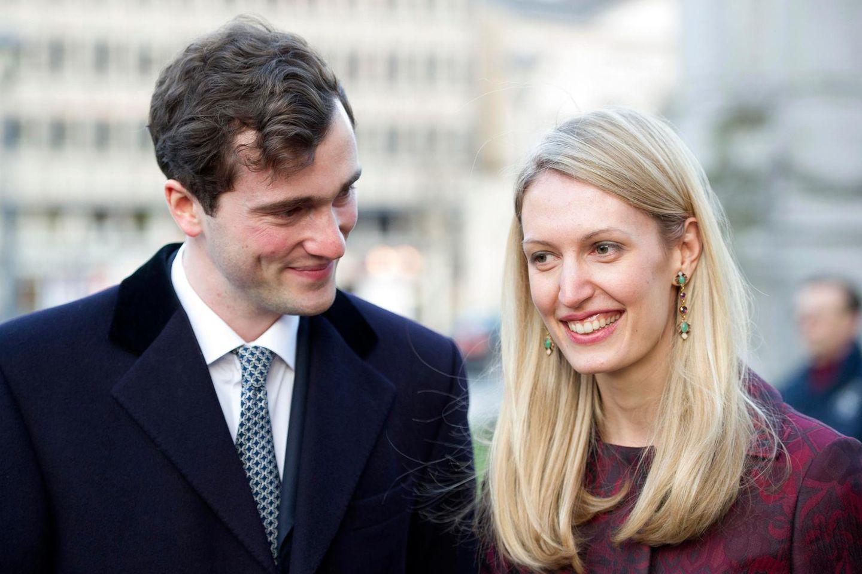 Prinz Amedeo + Prinzessin Elisabetta