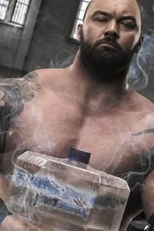 Thor Björnsson (Kampagnenbild)