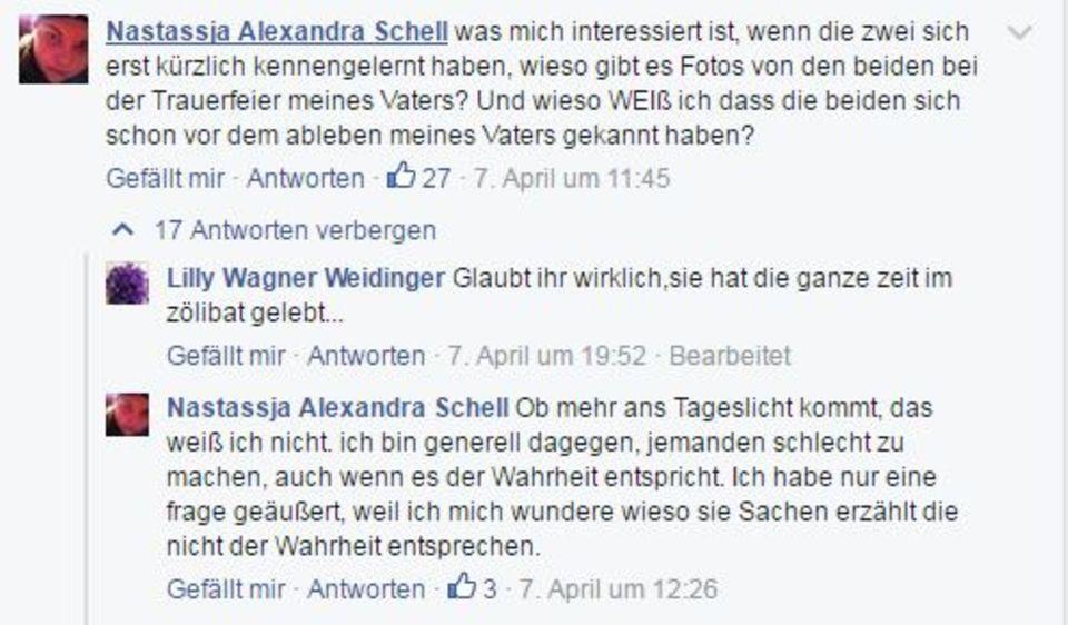 Maximilian Schell: Seiner Tochter platzt der Kragen!