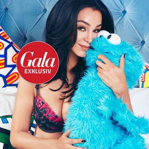 Bettgeflüster: GALA fragte Verona Pooth nach ihren Geheimnissen zu Liebe, Sex und Erotik.