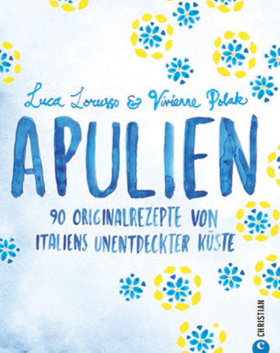 Kochbuch Apulien