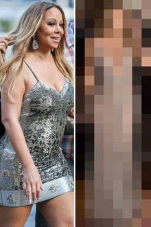 Mariah Carey: So hat sie sich beinahe halbiert!