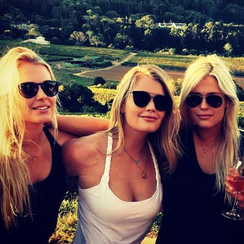 Eliza, Kitty und Amelia Spencer