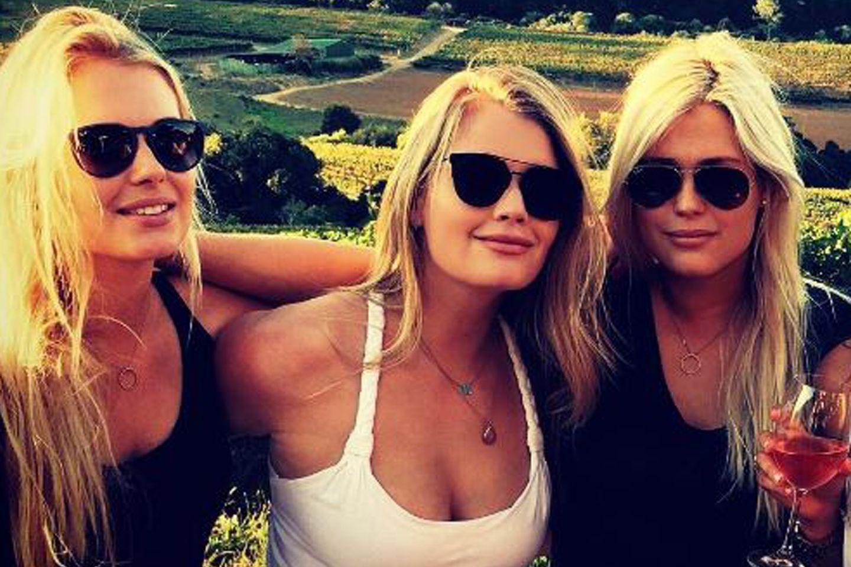 Eliza, Kitty und Amelia Spencer