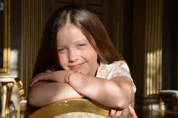 21. April 2016  Der dänische Hof veröffentlicht diese hübschen Bilder der jungen Prinzessin auf seiner Webseite.
