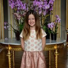 21. April 2016  Prinzessin Isabella feiert heute ihren 9. Geburtstag.
