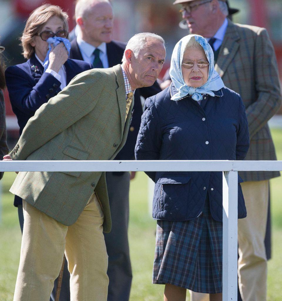 Terry Pendry, Queen Elizabeth