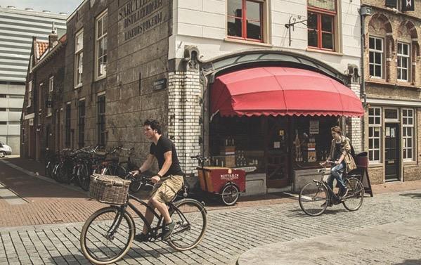 Destillerie Rutte in Dordrecht, die kleinste Destillerie Hollands