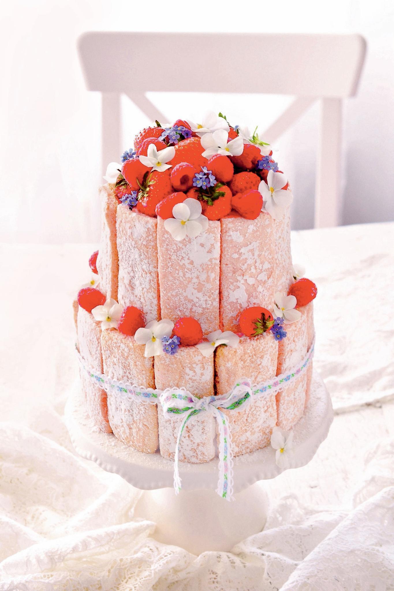 Biskuit-Torte