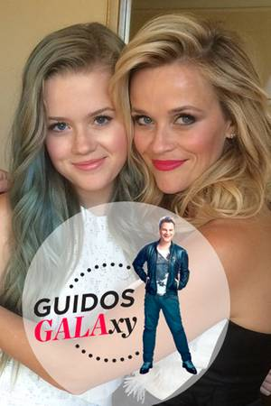 Reese Witherspoon + Tochter Ava