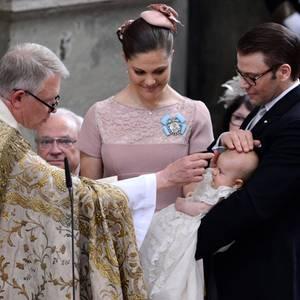 Taufe von Prinzessin Estelle (Archivbild 2012)