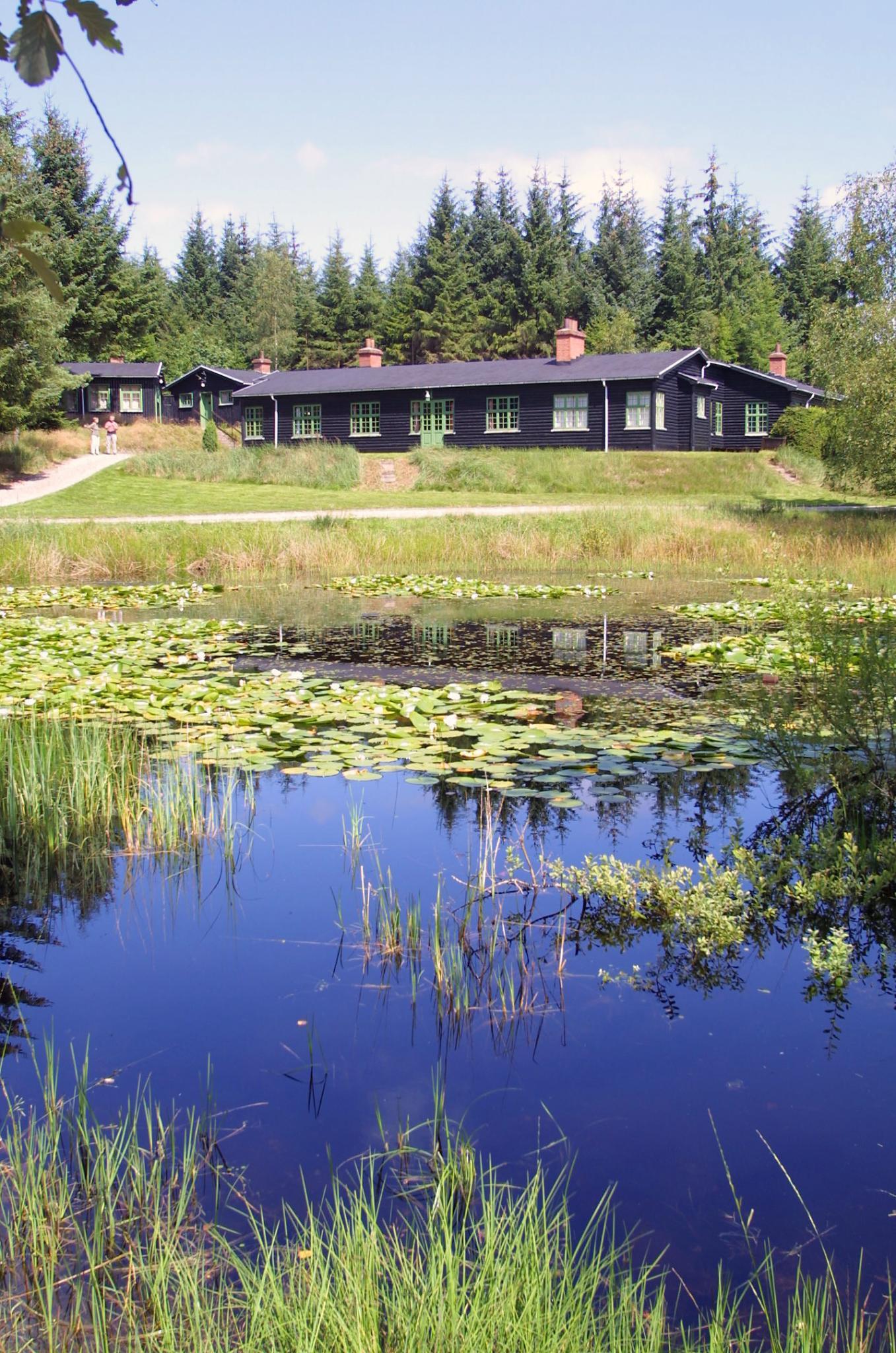 Ferienhaus der dänischen Kronprinzenfamilie in Jylland