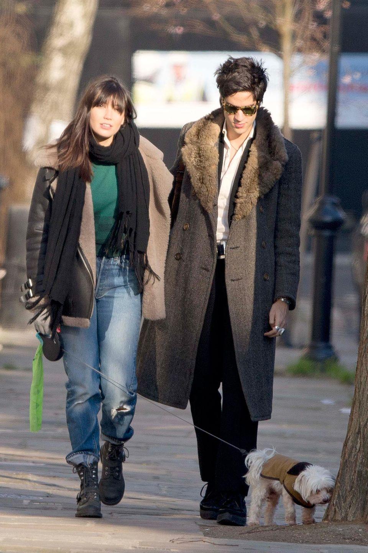 Seit ein paar Monaten ist Thomas mit Model Daisy Lowe liiert. Sie war eine Freundin von Peaches