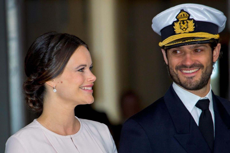 Prinzessin Sofia +Prinz Carl Philip