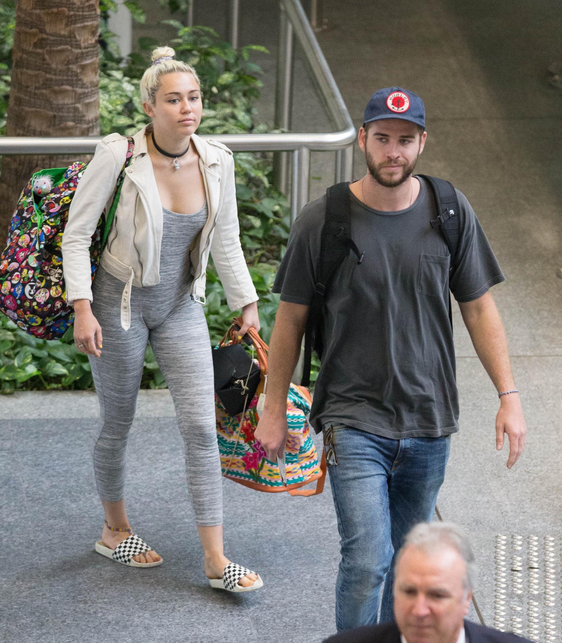 Miley Cyrus + Liam Hemsworth: Auf dem Weg in die Zukunft ...