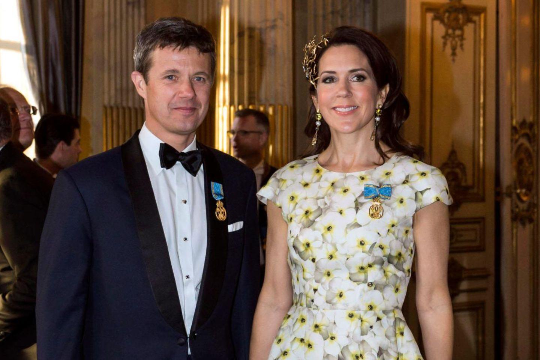 Prinz Ferderik + Prinzessin Mary