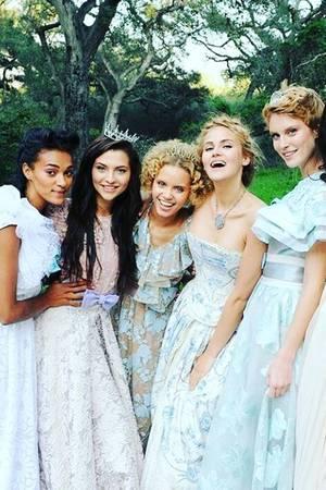 Gntm Diese Fünf Mädchen Sind Im Finale Galade