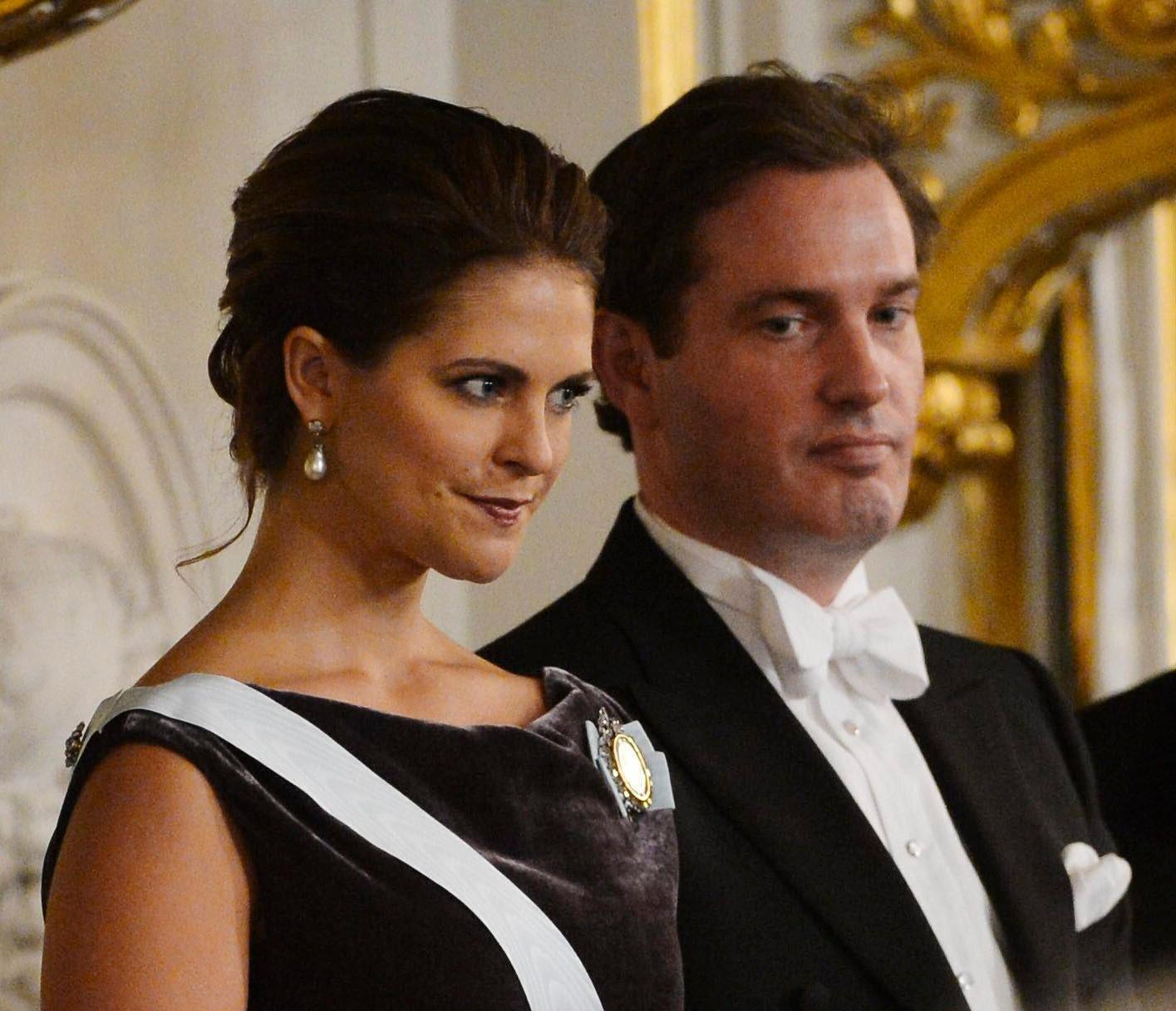 Prinzessin Madeleine: Unglücklich in London