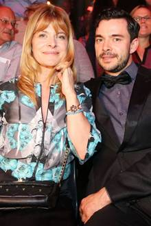 Nastassja Kinski und Ilia Russo zeigen sich verliebt.