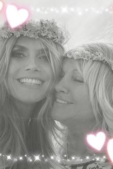 Heidi Klum: Mit diesem Muttertagsgruß hätten wir nicht gerechnet!