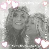 Mutter und Tochter: Heidi Klum mit ihrer Mutter Erna Klum.