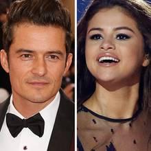 Orlando Bloom, Selena Gomez