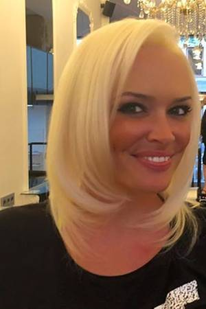 Daniela Katzenberger Schipp Schnapp Haare Ab Galade