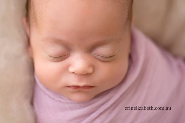 Kim Tucci: Süße Fotos der Fünflinge