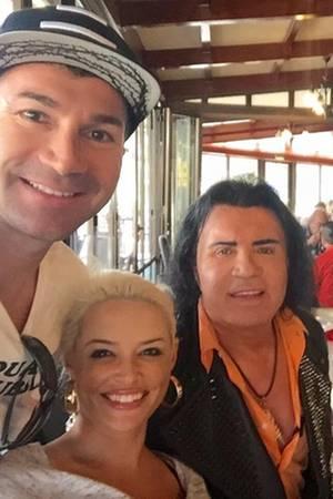Lucas Cordalis, Daniela Katzenberger, Costa Cordalis