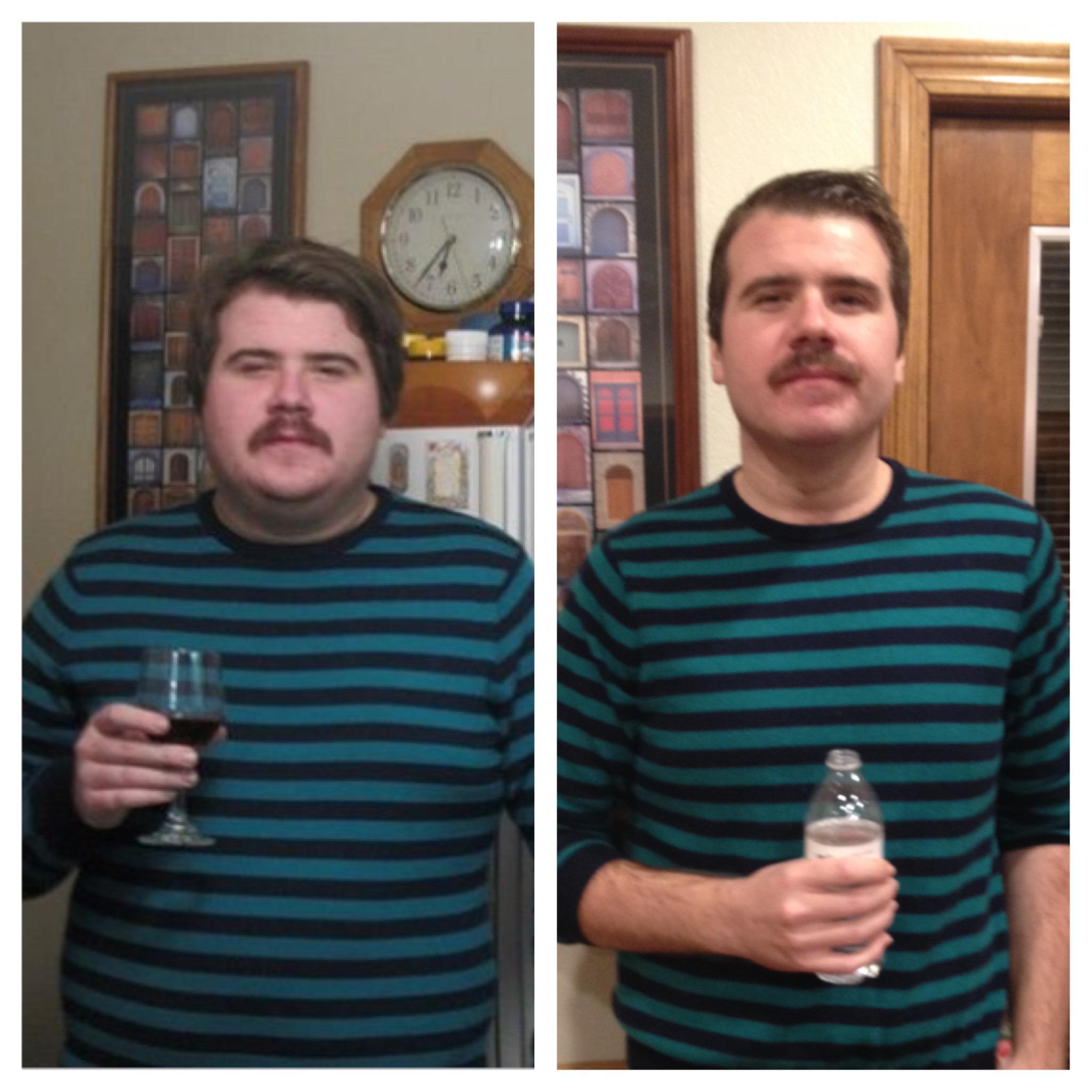 Alkohol: Dieser Mann verzichtet 600 Tage
