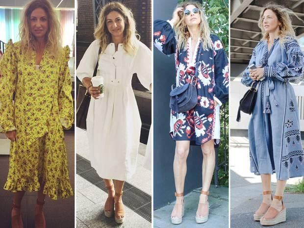 Der Sommer kann kommen! Mit luftigen Kleidern begrüßt GALA-Kolumnistin Sue die warme Jahreszeit.