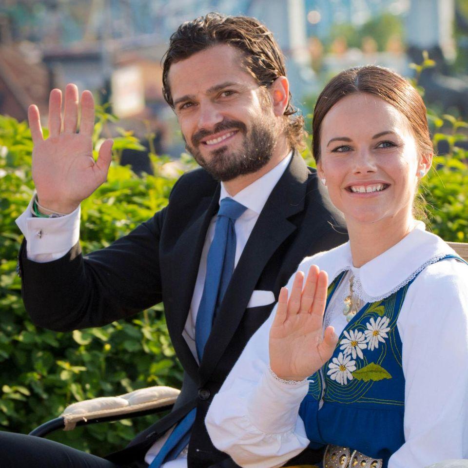 Prinz Carl Philip, Prinzessin Sofia