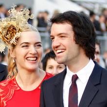 Kate Winslet mit Ehemann Ned Rocknroll auf einem Event in Hong Kong