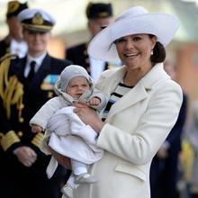Prinz Oscar + Prinzessin Victoria