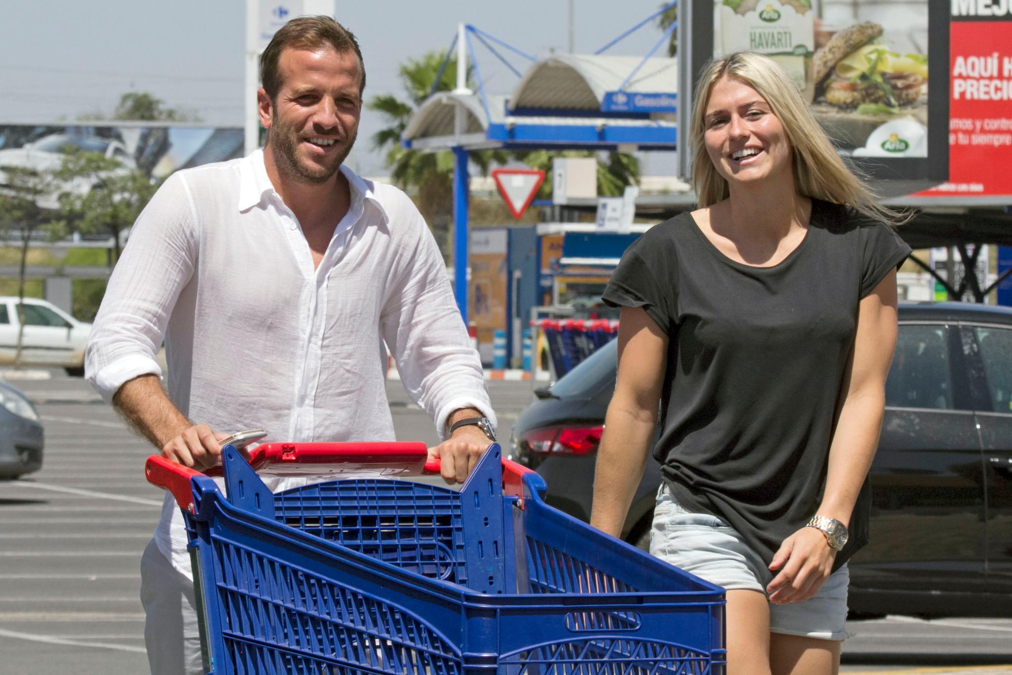 Rafael Van Der Vaart So Verliebt Ist Er In Seine Neue Freundin