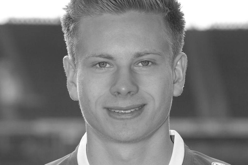 Niklas Feierabend (†) wurde von seinen Mitspielern geehrt.