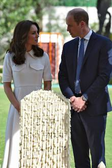 Herzogin Catherine + Prinz William: Geheime Details zur Geburt ihrer Kinder