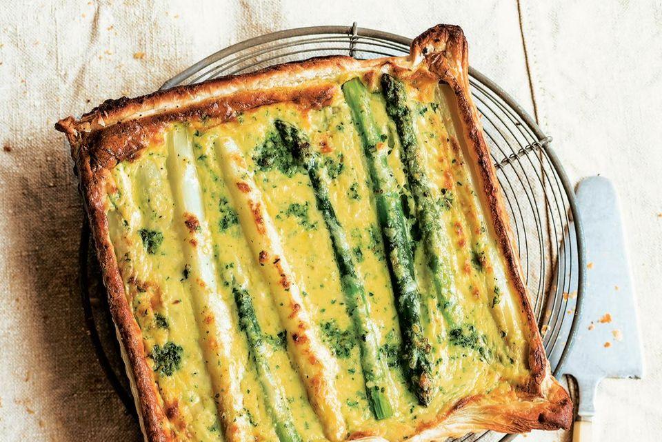 Torta di Asparagi